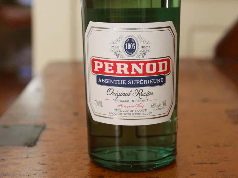 cocteles con absinthe