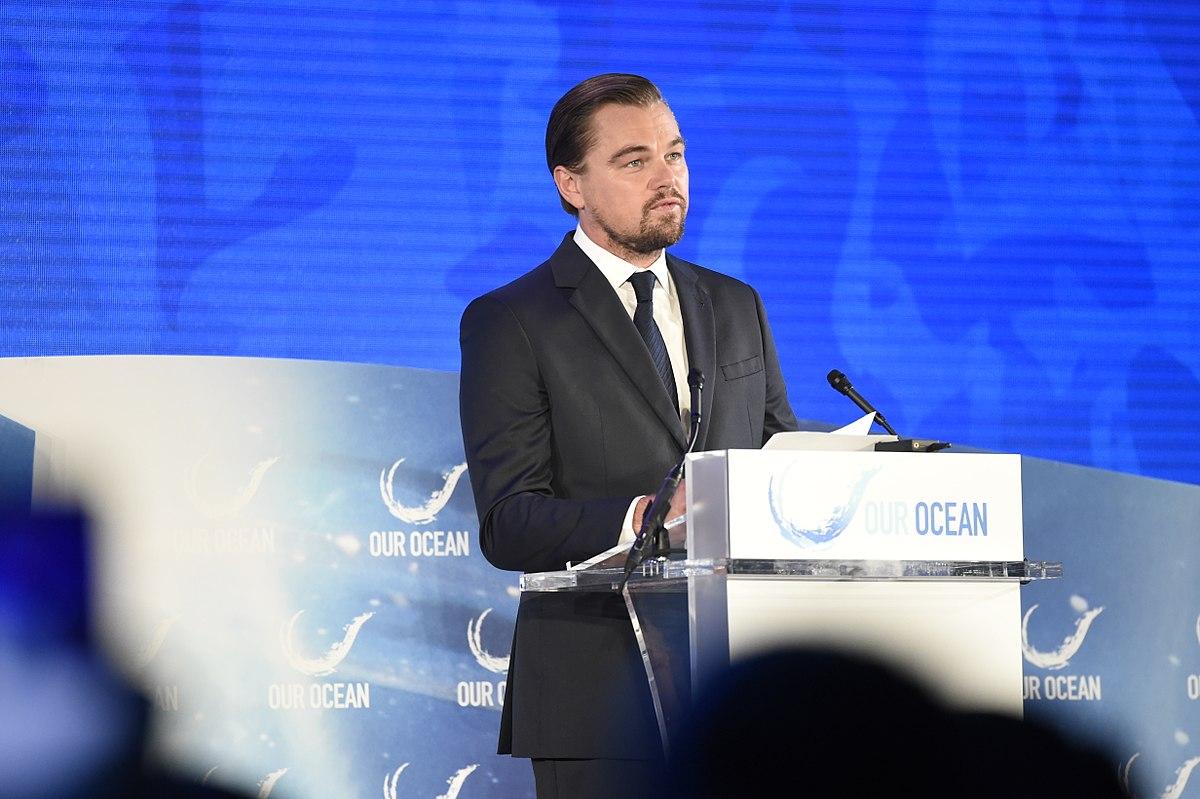 DiCaprio quiere cambiar habitos alimentarios