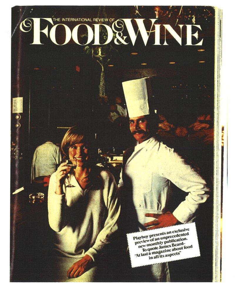 Conoce la historia de Food & Wine