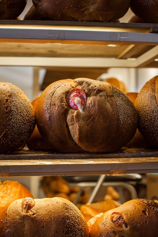 Pan de yema el otro pan de muerto