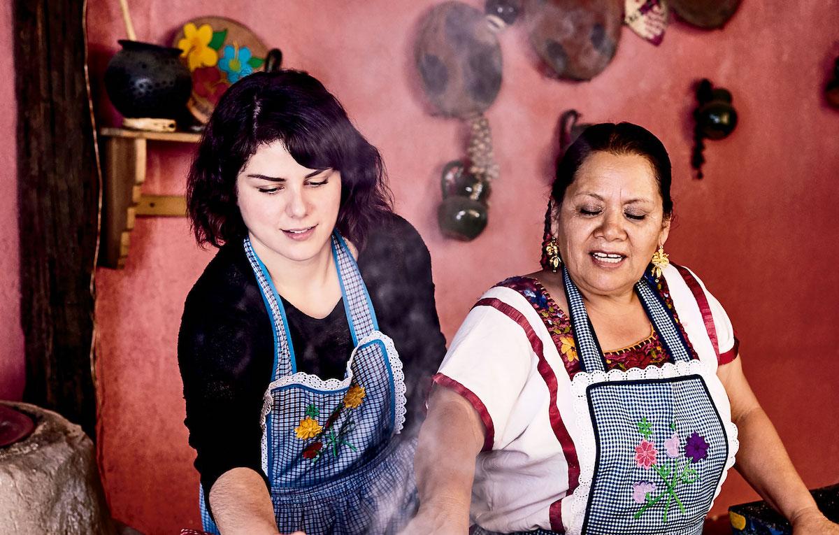 La guía gastronómica de Oaxaca