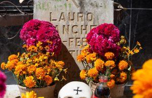 Tradiciones de Día de Muertos
