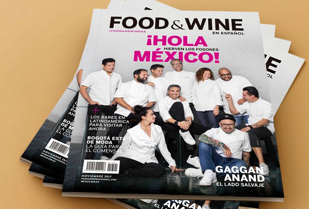 food-and-wine español