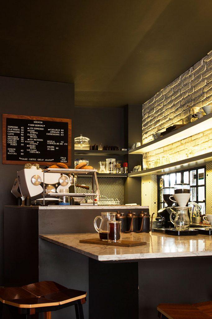 barras de cafe latinoamerica