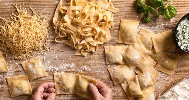 Tips para hacer pasta casera