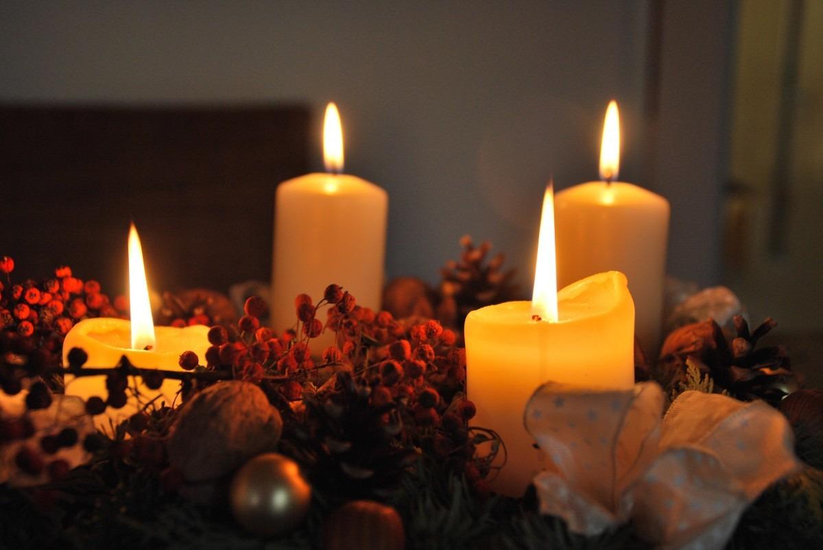 10 Velas Con Aroma A Comida Para Regalar Esta Navidad - Velas-de-navidad