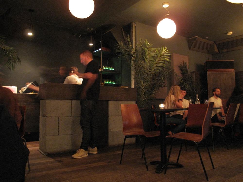 bares de vino en londres