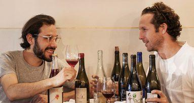 loup bar vinos naturales chef jovenes