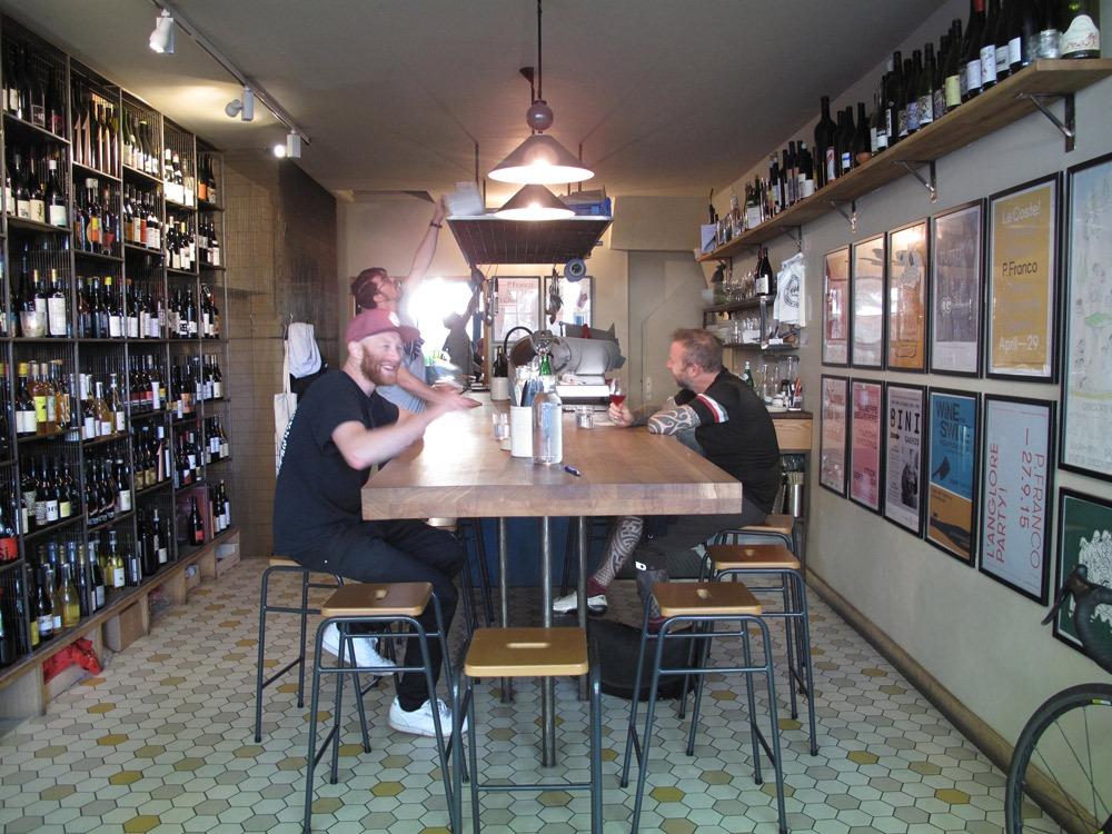bares de vinos londres