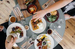 food and wine en español