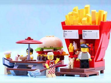 lego puestos de comida
