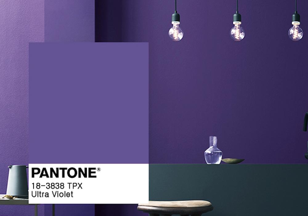 ultravioleta ultraviolet pantone 2018