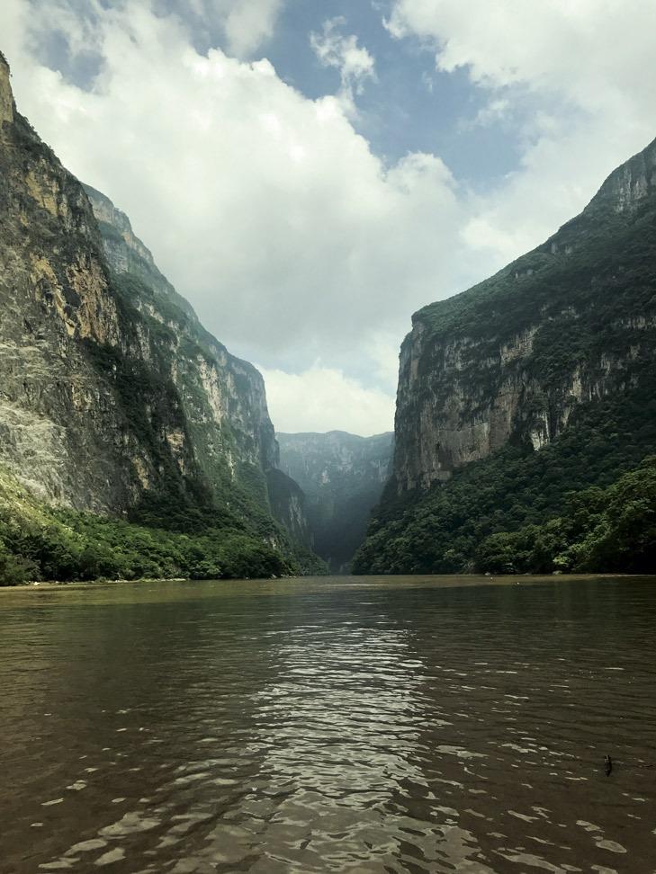 Chiapas recorrido