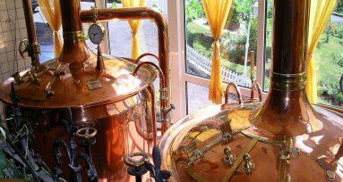 destilerias cervecerias hoteles