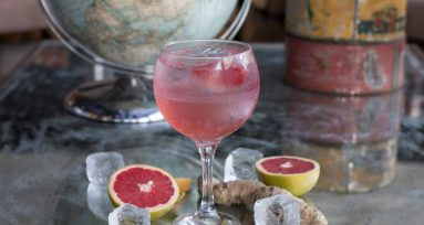 ginerba gin tonic
