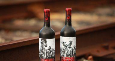 the walking dead wines