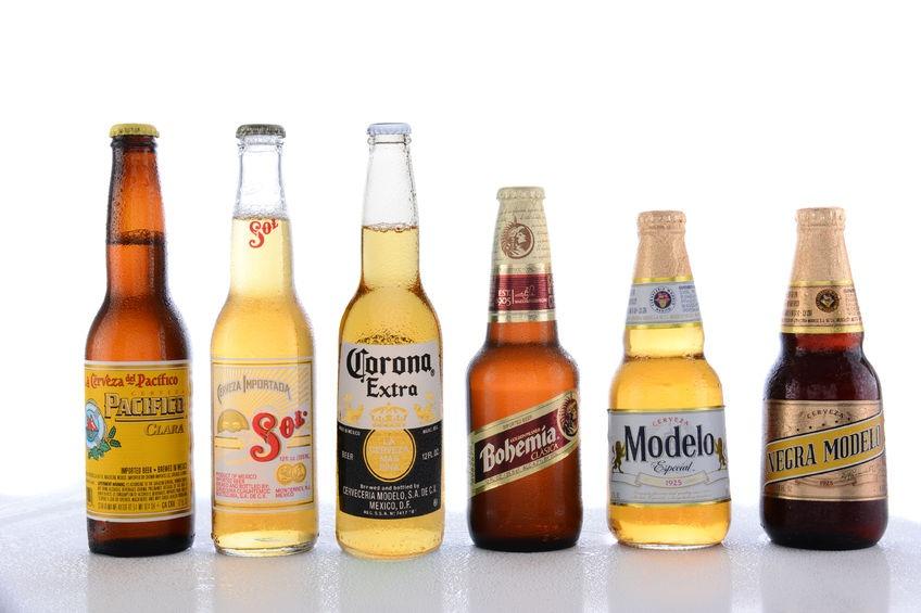 cervezas mexicanas