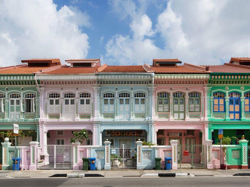 gastronomia singapúr