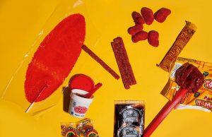 dulces picositos
