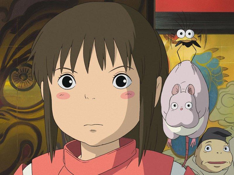 Estudio Ghibli museo