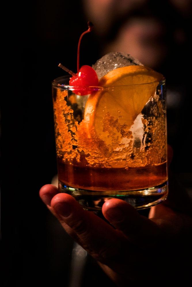 old fashined whisky
