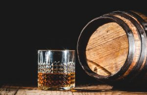 whisky barrica