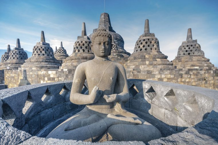 indonesia templos