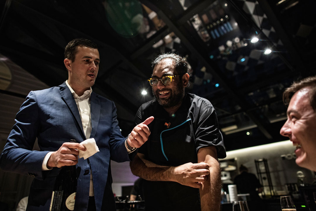 gaggan anand asia's 50 best