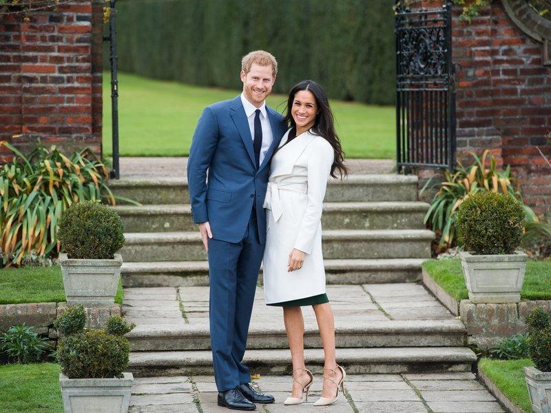 pastel de bodas principe harry y meghan markle
