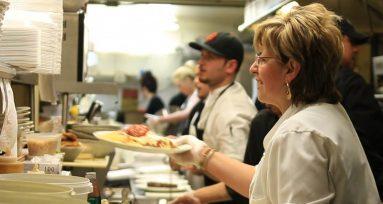 mujeres chefs al poder