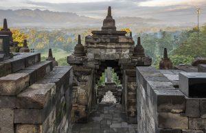 templos indonesia