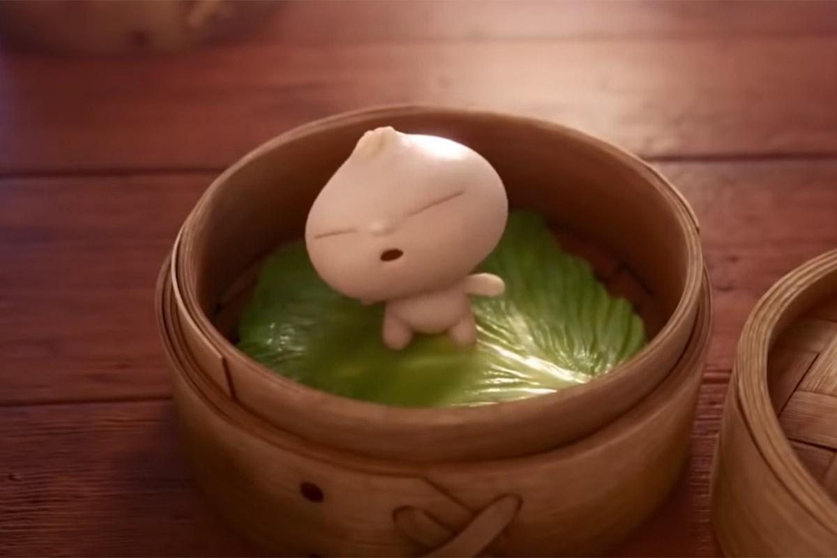 bao dumpling, pixar