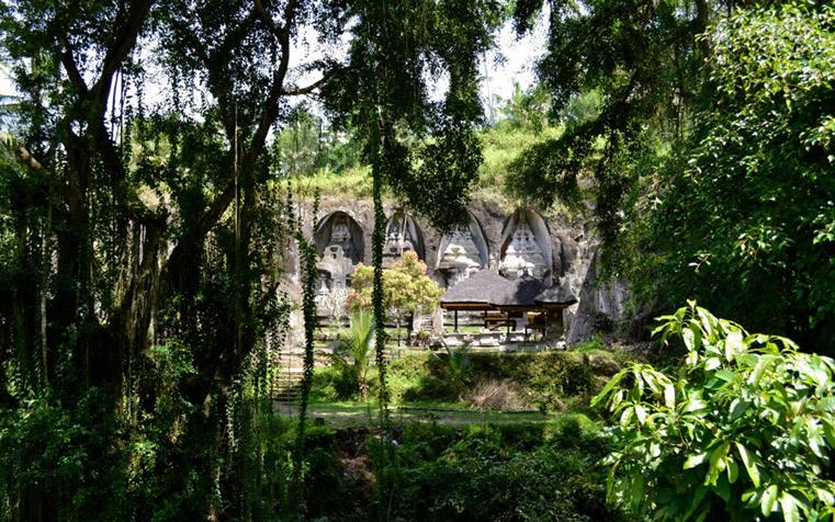 gunung kawi Indonesia
