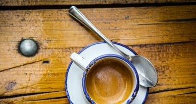 cafe, postres