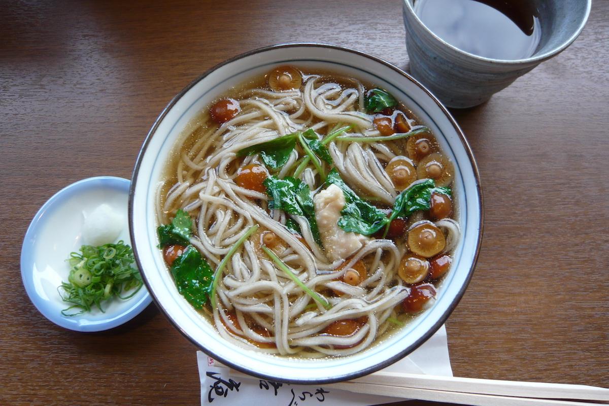noodles tokio, viaje para comer