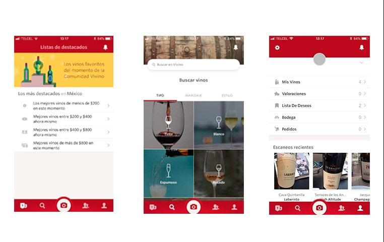 app de vino