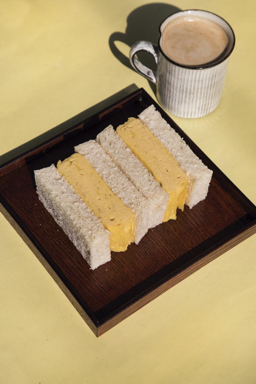 japonesa, nipón, sando