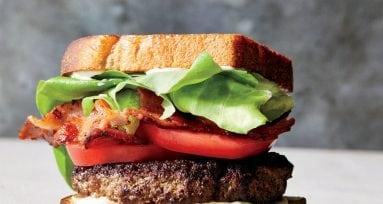 hamburguesa blt