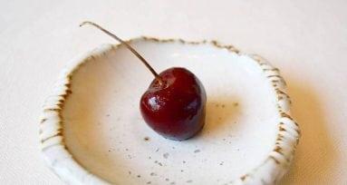 menú degustación un solo ingrediente