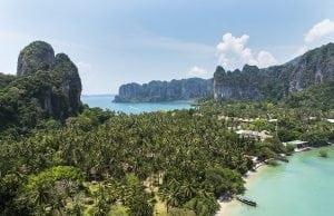 playas sudeste de asia