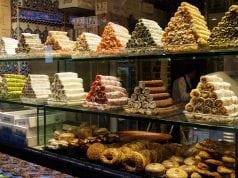 comida medio oriente