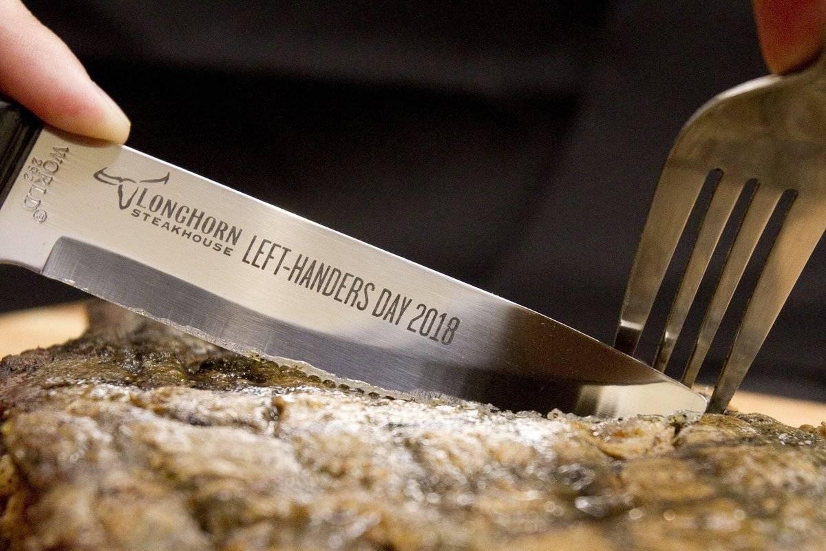 cuchillo zurdos