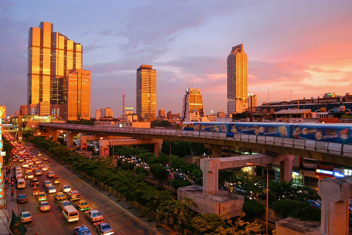 bangkok ciudades más visitadas
