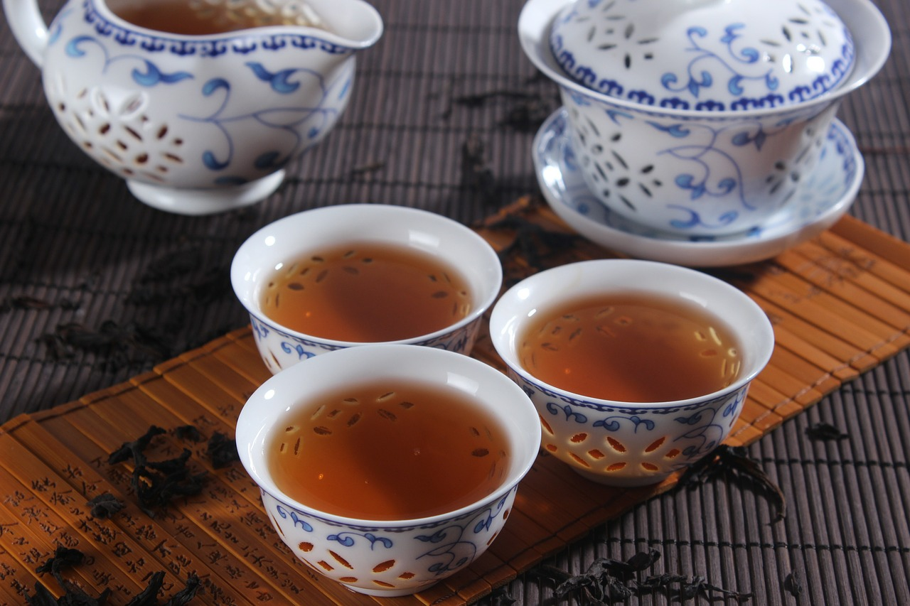 té da hang pao