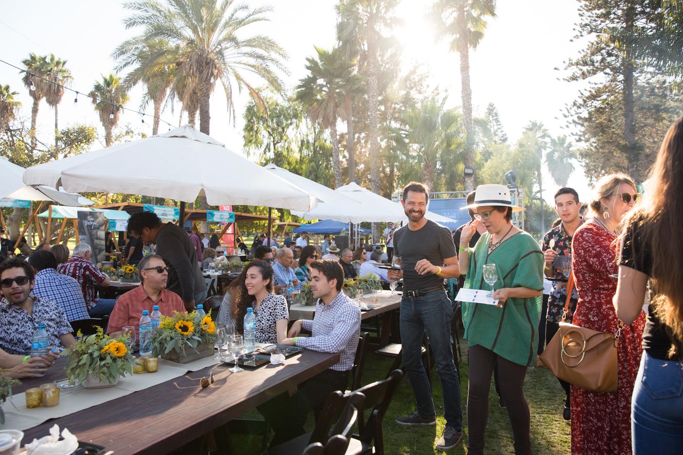 Muestra gastronómica en Baja Culinary Fest