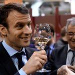emmanuel macron bodega francesa presidencial
