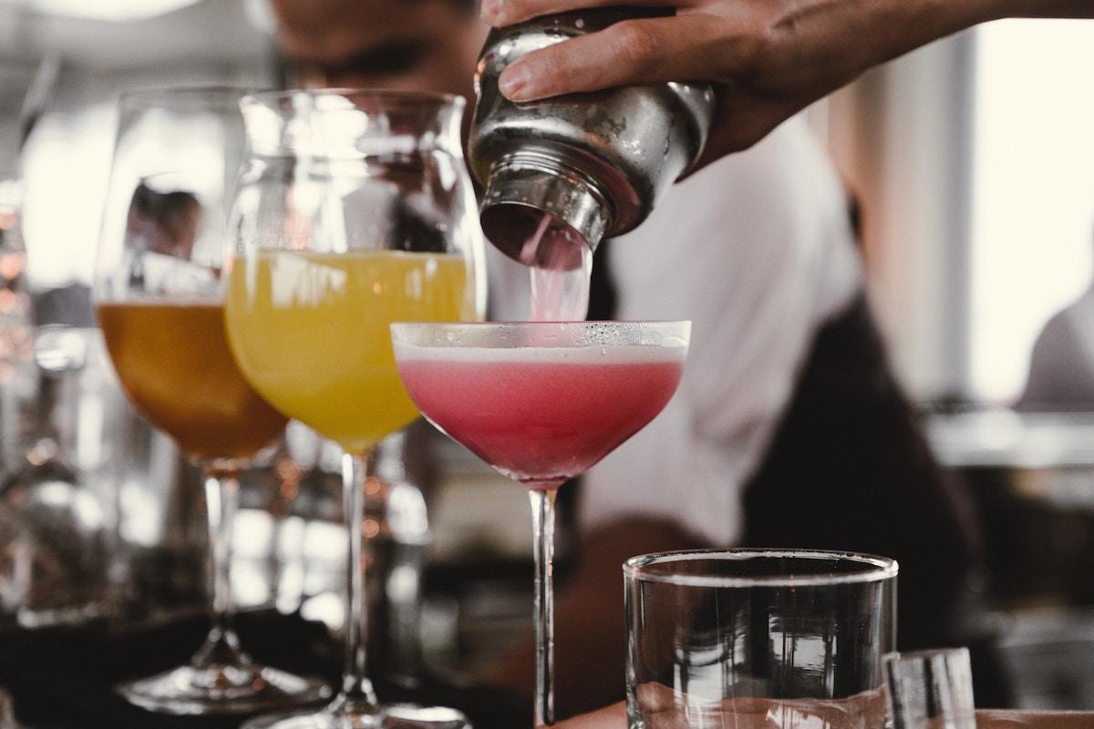 vasos cocteleros