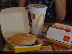 mcdonald's menu global
