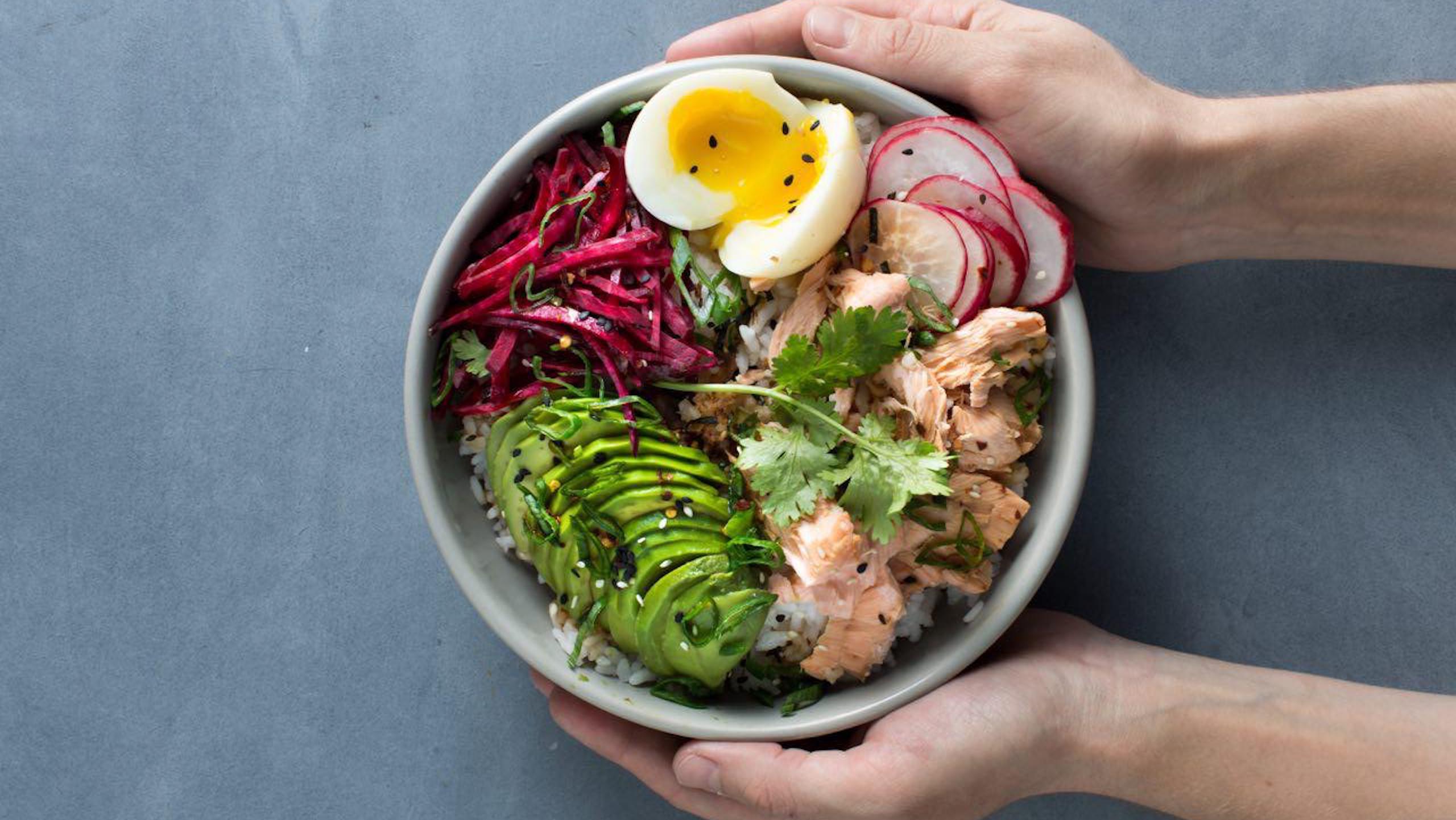 comida saludable, comida sana, condesa