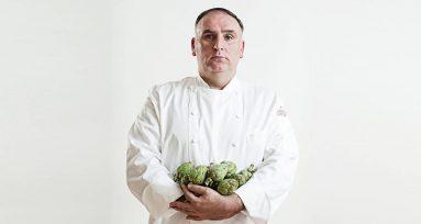 El chef José Andrés nominado al Premio Nobel de la Paz
